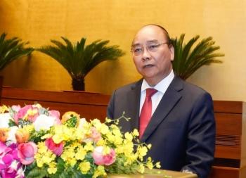 Thủ tướng Nguyễn Xuân Phúc giới thiệu, quán triệt Chiến lược phát triển KT-XH