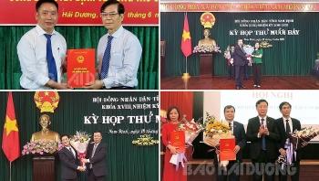 Thủ tướng phê chuẩn nhân sự, lãnh đạo mới tại Nam Định, Hải Dương