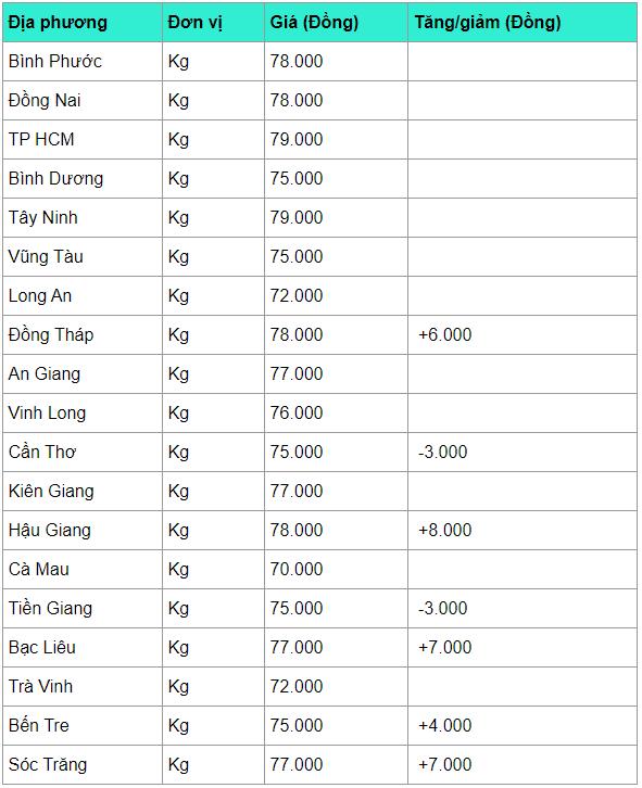 gia heo hoi hom nay 84 bat tang tro lai len sat muc 80000 dongkg