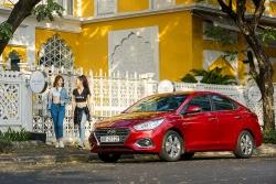 Hyundai Accent cán mốc 15 nghìn xe bán ra từ đầu năm