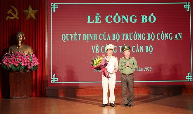 lang son hung yen thai nguyen co tan giam doc pho giam doc cong an tinh