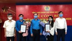 Tổng Liên đoàn Lao động, Ban Tuyên giáo Trung ương bổ nhiệm nhân sự mới