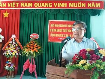 Ông Nguyễn Văn Phong được phê chuẩn giữ chức Phó Chủ tịch UBND tỉnh Bình Thuận