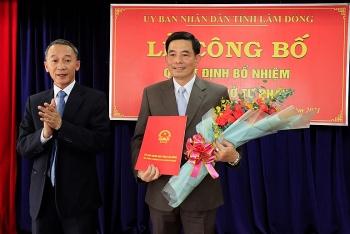 Nhân sự mới tại Cần Thơ, Lâm Đồng và Long An