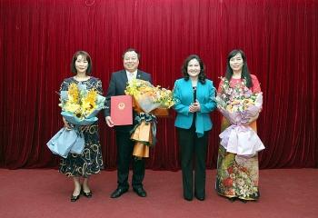 TAND, Viện KSND, Bộ Lao động - Thương binh và Xã hội bổ nhiệm nhân sự lãnh đạo mới