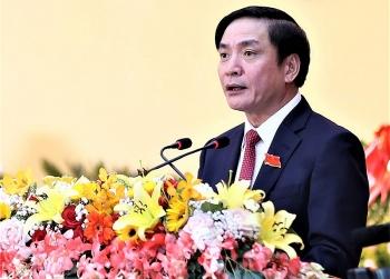 Trình Quốc hội bầu 5 ủy viên Ủy ban Thường vụ