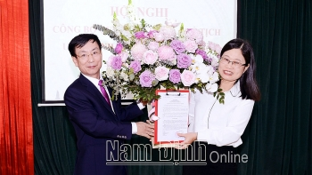 Nhân sự mới được điều động, bổ nhiệm tại Nam Định, Lai Châu, Sóc Trăng