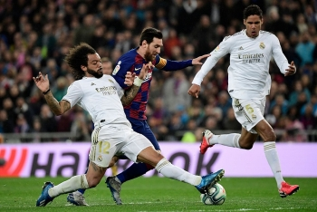 Link trực tiếp Real Madrid vs Barcelona: Xem online, nhận định tỷ số, thành tích đối đầu