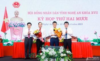 Nghệ An, Tây Ninh và Hậu Giang bổ nhiệm nhân sự lãnh đạo mới