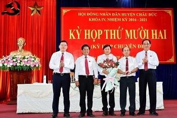 An Giang, Bình Thuận và Bà Rịa - Vũng Tàu bổ nhiệm nhân sự lãnh đạo mới