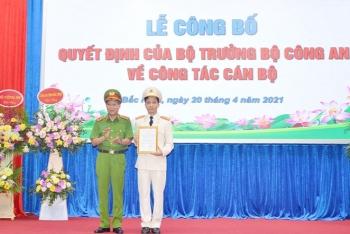 Chân dung tân Giám đốc Công an tỉnh Bắc Ninh