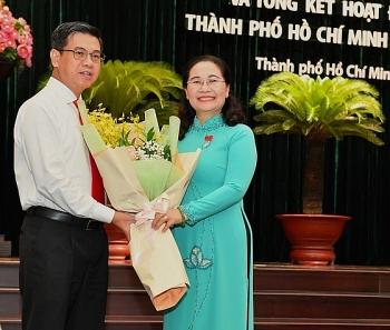 TP.HCM có tân Phó Chủ tịch Hội đồng Nhân Dân