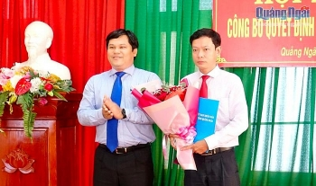 Bổ nhiệm nhân sự lãnh đạo mới Hà Nam, Quảng Ngãi, Bình Định