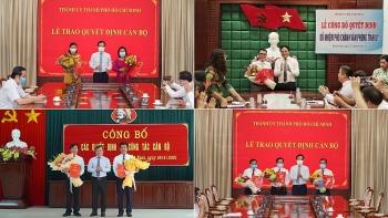 TP.HCM, Khánh Hòa, Quảng Bình bổ nhiệm nhân sự lãnh đạo mới