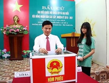 Danh sách 24 ứng viên đại biểu Quốc hội tại Thanh Hóa