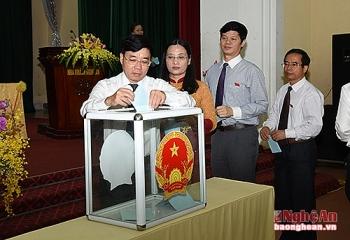 Danh sách 23 ứng viên đại biểu Quốc hội tại Nghệ An