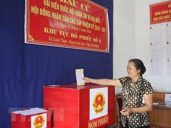 Danh sách 10 ứng viên đại biểu Quốc hội tại Ninh Bình