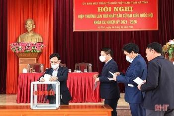 Danh sách 13 ứng viên đại biểu Quốc hội tại Hà Tĩnh