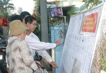 Danh sách 15 ứng viên đại biểu Quốc hội tại An Giang