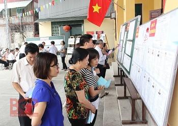 Danh sách 15 ứng viên đại biểu Quốc hội tại Bắc Giang