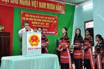 Danh sách 13 ứng viên đại biểu Quốc hội tại Bình Định