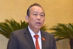 Phó thủ tướng Trương Hoà Bình: Kinh tế - xã hội sẽ bứt phá trong năm 2019