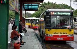 Xe buýt Hà Nội hoạt động trở lại từ 4/5, chở không quá 30 người cùng lúc