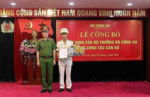 tin dieu dong bo nhiem lanh dao moi bo cong an uy ban thuong vu quoc hoi