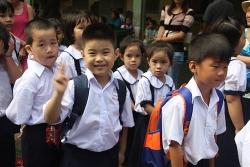 Đề xuất cho phép học sinh tiểu học được lưu ban, học vượt lớp