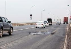 Đề xuất đặt cân tự động ở cầu Thăng Long, hỗ trợ phạt nguội xe quá tải