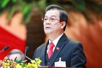Chân dung ông Lê Hồng Quang - tân Bí thư Tỉnh ủy An Giang