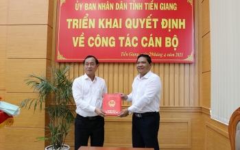 Tiền Giang, Bình Dương và Thừa Thiên - Huế bổ nhiệm nhân sự lãnh đạo mới