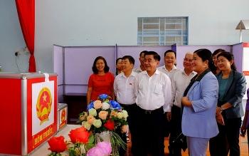 Danh sách 10 ứng viên đại biểu Quốc hội tại Bình Phước
