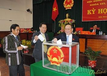 Danh sách 10 ứng viên đại biểu Quốc hội tại Đắk Nông