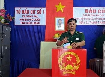 Danh sách 14 ứng viên đại biểu Quốc hội tại Kiên Giang