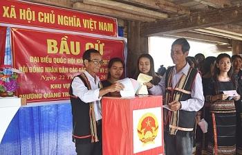 Danh sách 10 ứng viên đại biểu Quốc hội tại Kon Tum