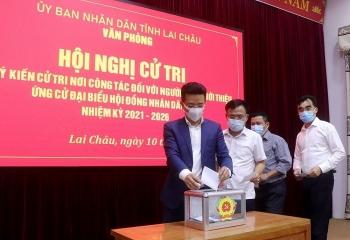 Danh sách 10 ứng viên đại biểu Quốc hội tại Lai Châu