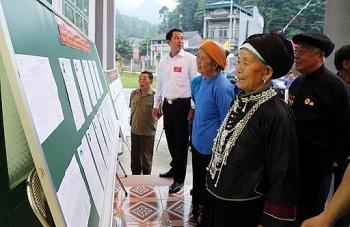 Danh sách 10 ứng viên đại biểu Quốc hội tại Lào Cai