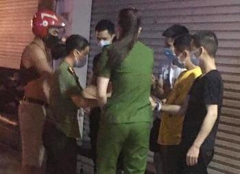Vĩnh Phúc: 52 người Trung Quốc nhập cảnh trái phép bị bắt giữ tại Vĩnh Yên