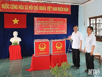 Danh sách 10 ứng viên đại biểu Quốc hội tại Ninh Thuận