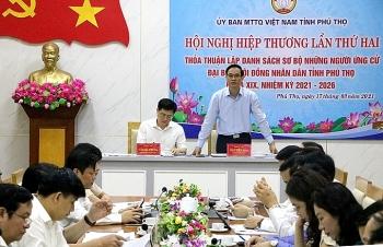 Danh sách 13 ứng viên đại biểu Quốc hội tại Phú Thọ