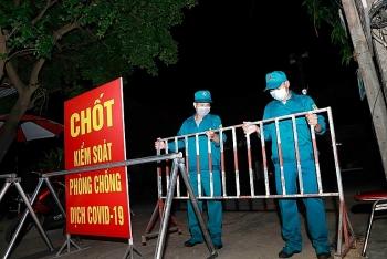 Vĩnh Phúc: Thêm 8 ca nghi nhiễm COVID-19 liên quan tới ca bệnh người Trung Quốc