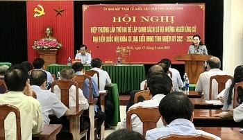 Danh sách 10 ứng viên đại biểu Quốc hội tại Quảng Bình