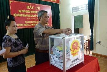 Danh sách 13 ứng viên đại biểu Quốc hội tại Sơn La