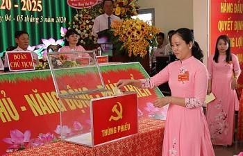 Danh sách 14 ứng viên đại biểu Quốc hội tại Tiền Giang