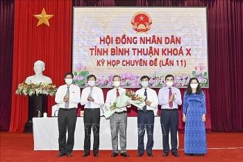 Bình Thuận bầu tân Phó Chủ tịch UBND tỉnh