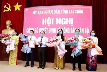 Lai Châu, Quảng Ngãi, Quảng Trị bổ nhiệm nhân sự, lãnh đạo mới