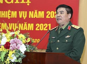 Trung tướng Phạm Đức Duyên được bổ nhiệm làm Chính ủy Quân khu 2