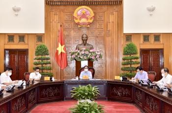 Thủ tướng Phạm Minh Chính: Quyết định những vấn đề cấp bách để phòng chống dịch hiệu quả hơn