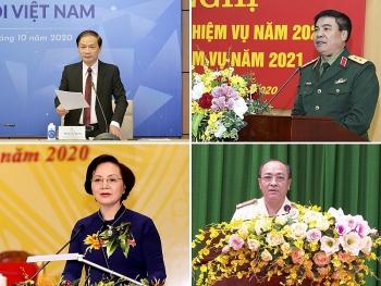 Nhân sự mới Bộ, ngành tuần qua: Ông Phạm Tất Thắng làm Phó Trưởng Ban Dân vận Trung ương